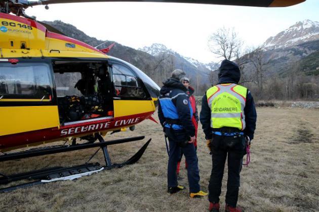 Journée noire dans les Hautes-Alpes: cinq morts en montagne