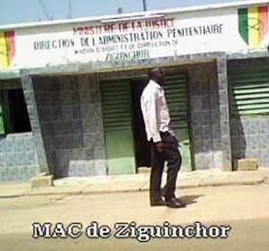 Evasion à la Mac de Ziguinchor: Deux rebelles du Mfdc parmi les fugitifs