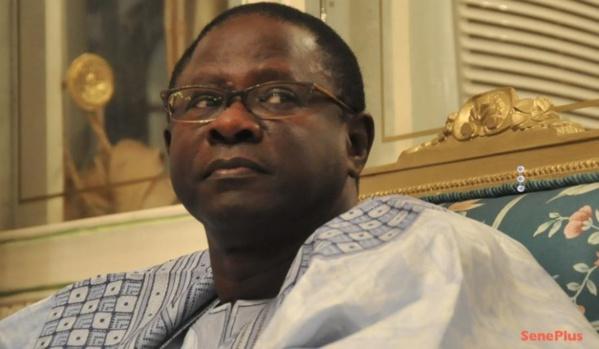 Cérémonie de décoration de personnalités politiques: Pape Diop refuse de commenter son absence du Palais