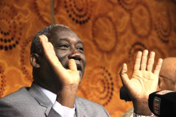 """Abdou Fall sur sa transhumance politique: """"Je me sens parfaitement à l'aise"""""""