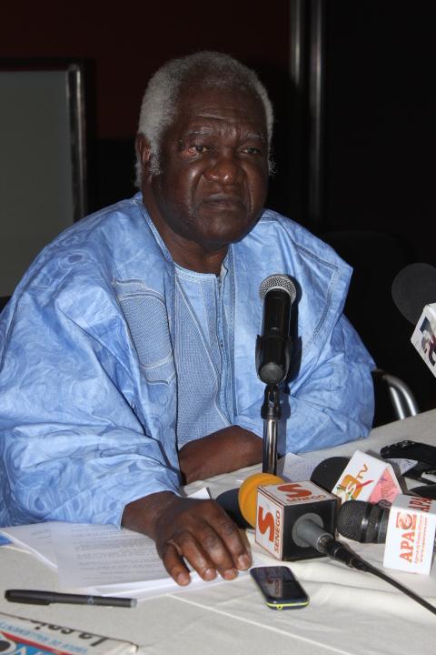 """Mamadou Ndoye: """"A cause d'une campagne électorale précoce, les attentes des populations sont loin d'être satisfaites"""""""