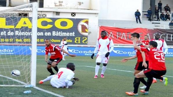 L'USM Alger contraint l'AS Pikine au nul (1-1)