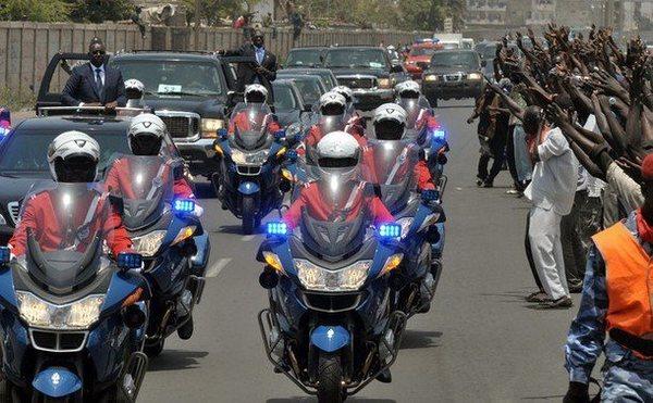 4 avril 2015: Suivez en direct sur Leral la cérémonie de prise d'armes (Place de l'indépendance de Dakar)
