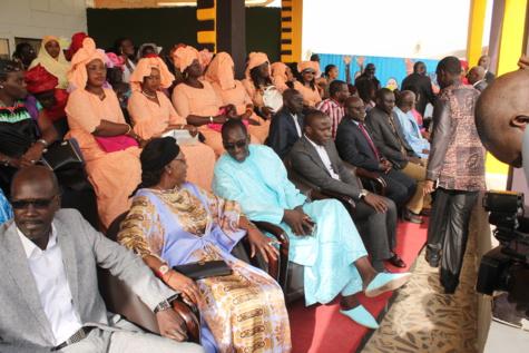 Sedou Guèye, Aminata Tall, Abdoulaye Diouf Sarr et Yakham Mbaye