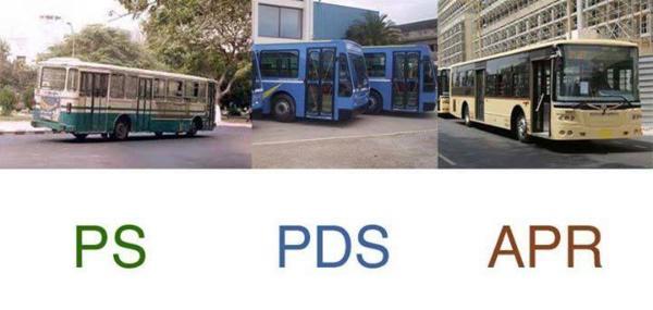 Couleur des bus de Dakar Dem Dikk ou l'absurdité des politiciens