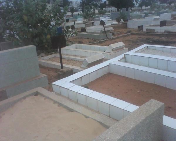 Démenti: La tombe de la mère de Eumeu Sène n'a pas été profanée