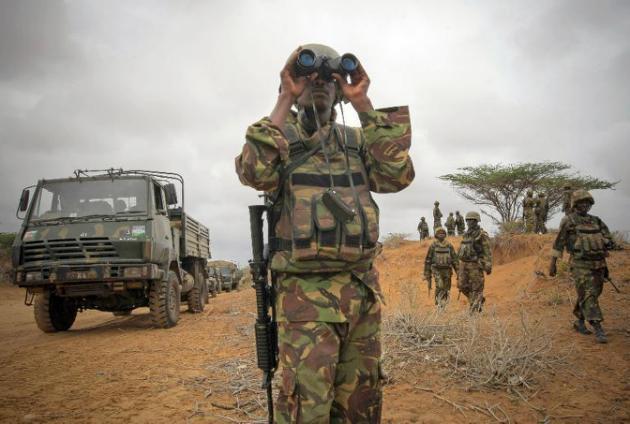 Le Kenya bombarde deux camps shebab en Somalie après la tuerie de Garissa