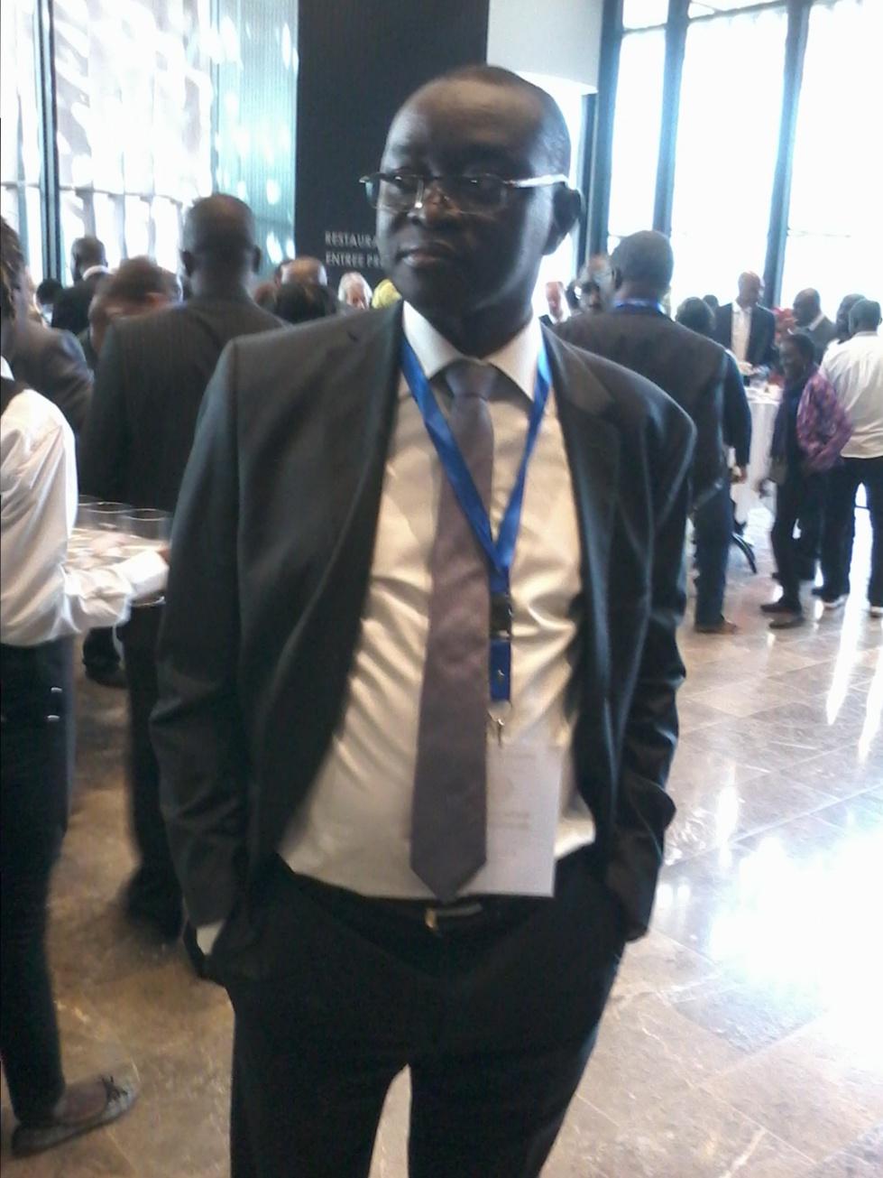 Pierre Ndiaye, Dg DPEE