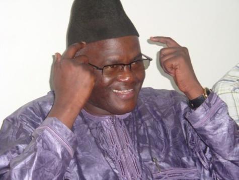 Tournée dans les familles religieuses de Touba : Modibo Diop se prépare déjà pour 2017