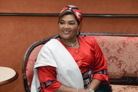 Dans nos murs depuis une semaine : Que fait Chantal Compaoré à Dakar ?