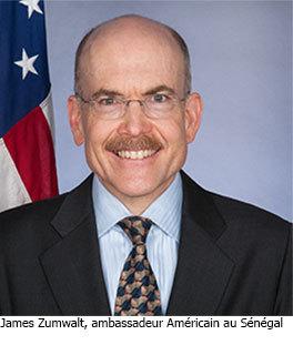 FIARA : L'ambassadeur américain au CICES, à 15h