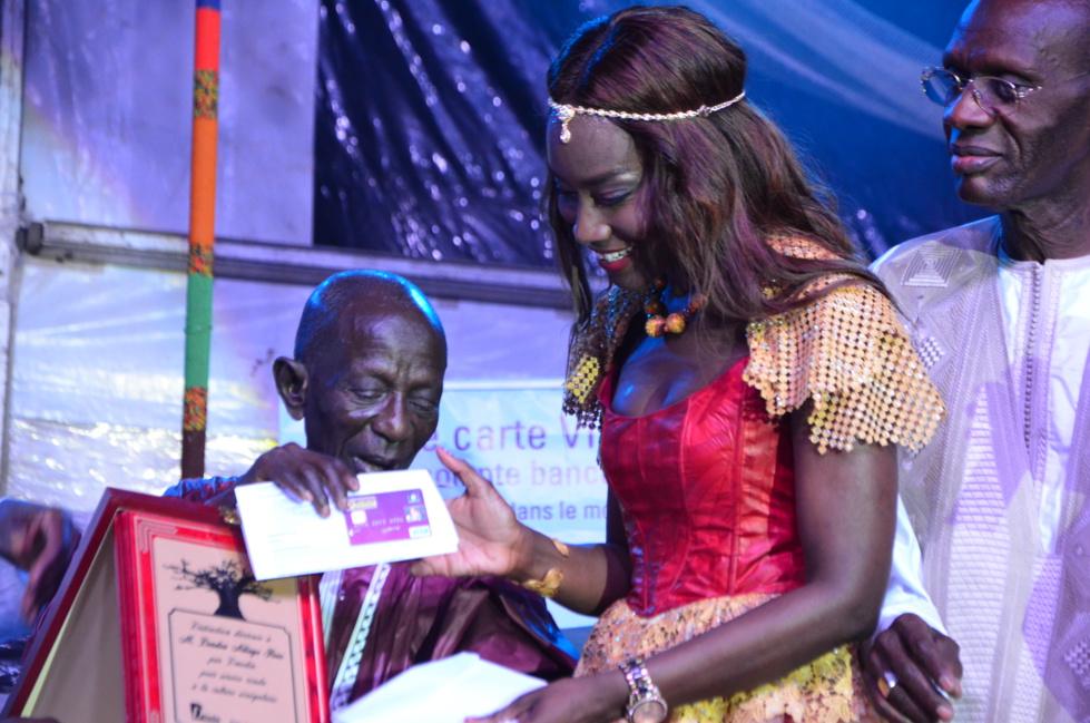 Doudou Ndiaye Rose et Coumba Gawlo Seck