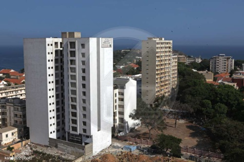 Achat de trois immeubles aux alentours du Palais : Les occupants sommés de quitter...
