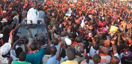 Présidentielle 2017: D'anciens aperistes investissent Idrissa Seck