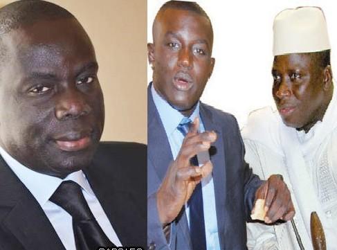 Quand Balla Gaye 2 perd deux soutiens de taille : Malick Gackou et Yahya Jammeh