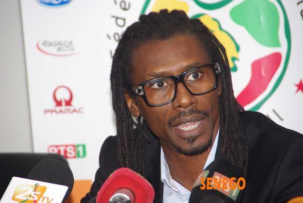 """Aliou Cissé sur la poule du Sénégal : """"Aucun groupe n'est facile ou difficile à priori"""""""