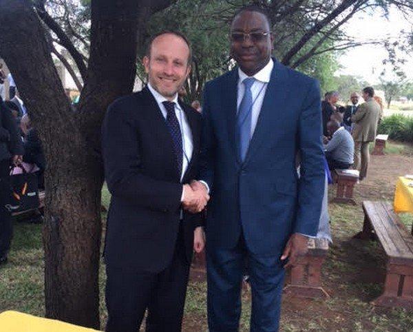 Afrique du Sud: Mankeur Ndiaye et son homologue danois échangent sur le renforcement de la coopération entre le Danemark et le Sénégal