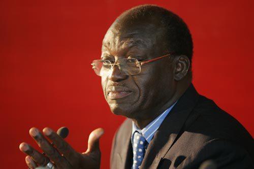 """Moustapha Niasse : """"L'Afrique doit être libre de ses choix stratégiques"""""""