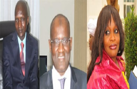 """Verrues langagières, bourdes récurrentes de trois ministres: Fatou Tambédou, Yaya Abdoul Kane, Mansour Elimane Kane à la classe des """"nuls"""" du Gouvernement"""