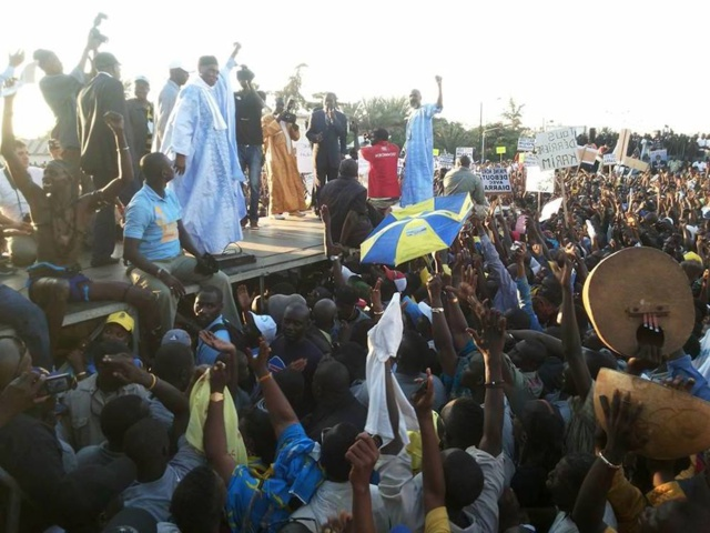 Contre Macky Sall et ses alliés, le Pds prépare une tournée nationale et un grand rassemblement