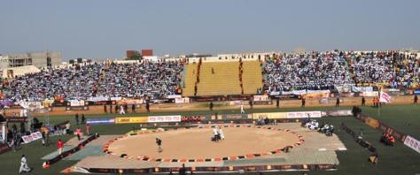 Lutte : Le sel désormais interdit à Demba Diop par la direction du stade