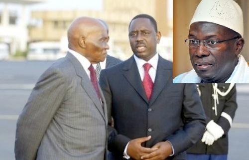 """Me Abdoulaye Wade se défoule sur Souleymane Ndéné Ndiaye : """"Il n' a aucune chance, il est de connivence avec Macky Sall"""""""
