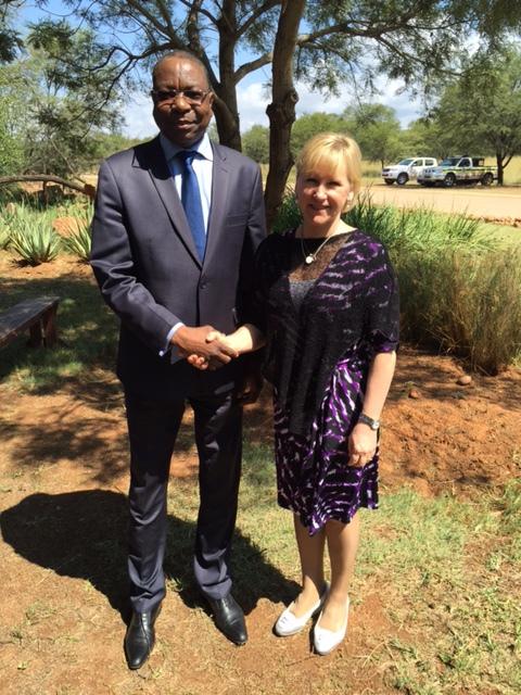 Lutte contre les mutilations génitales féminines: La Suède félicite le Sénégal pour son leadership