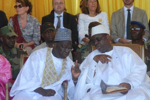 Rencontre avec les parlementaires des pays francophones : Macky Sall chante les qualités de Niasse