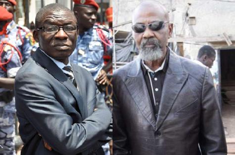En mission précurseur en Casamance : Farba Senghor et Pape Samba Mboup dans le viseur de la Bms