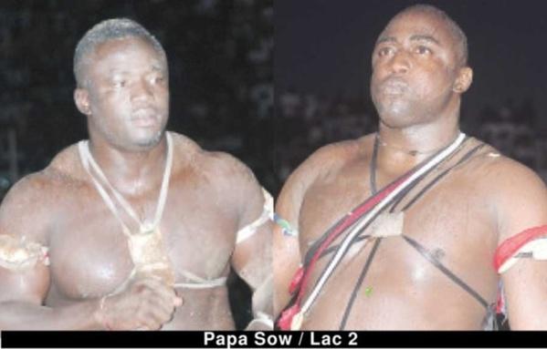 Suivez en Direct sur www.leral.net le choc Papa Sow/Lac de Guiers 2