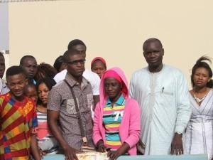 Le secrétaire général de la DGPSN fait du social à L'Ucad: Papa Ibrahima Faye offre un lot de matelas aux étudiants ressortissants de Saint-Louis