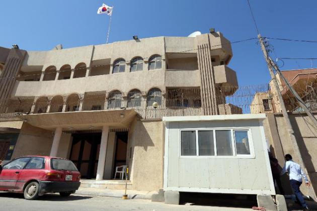 Libye: attaque de l'EI devant l'ambassade de Corée du Sud, deux morts