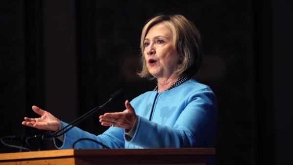 Etats-Unis: Hillary Clinton candidate à la présidentielle de 2016