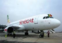 La ligne de vie rompue à l'image de cet appareil : les travailleurs de Sénégal Airlines vont se faire entendre, ce matin