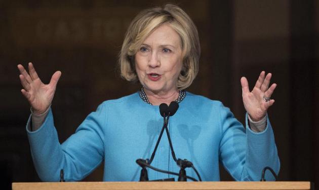 Hillary Clinton en route vers la présidence des Etats-Unis