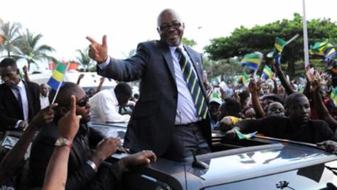 Gabon: heurts à Libreville après la mort d'André Mba Obame