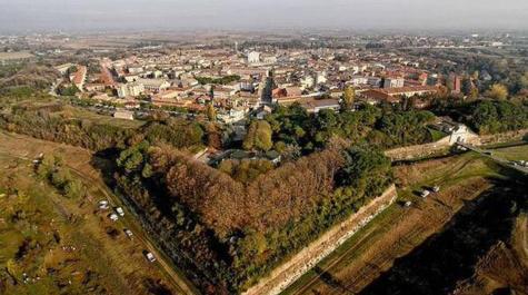 Palmanova, la ville la plus parfaite du monde