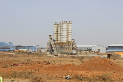 Usine Dangote Cement