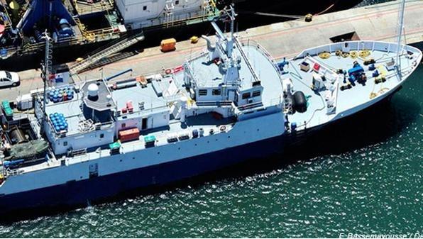 Namibie : Un trésor de 50 millions de dollars retrouvé au fond de l'océan