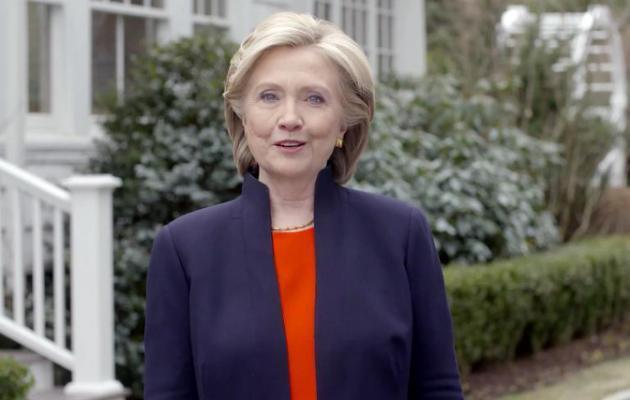 Maison Blanche: Hillary Clinton lance sa campagne dans l'Iowa