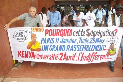 Attaque de Garissa : Des organisations artistiques, culturelles et la société civile appellent à une manifestation de soutien