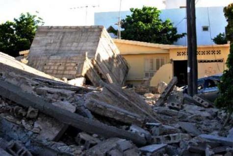 Bilan inquiétant des effondrements de bâtiments au Sénégal : 45 morts depuis 2000