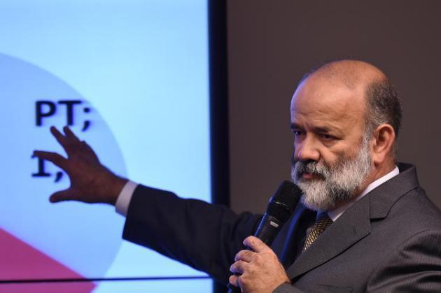 Corruption au Brésil: le trésorier du parti au pouvoir incarcéré