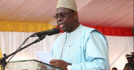 Près de 207 milliards de francs seront investis à Kaffrine (Macky Sall)