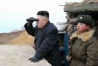Top 15 des photos de Kim Jong-un qui inspecte des trucs