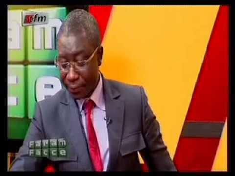 'Faram Facce' - Pape Ngagne Ndiaye reçoit Elhadj Hamidou Kassé