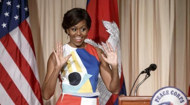 """Dans les coulisses de la Maison Blanche : la """"Chief of Stuff"""" de Michelle Obama se confie sur les exigences de la Première dame"""