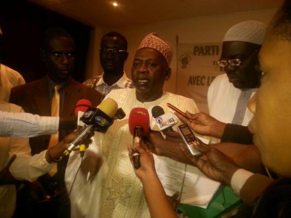 La mouvance Présidentielle s'élargit : Le Parti justice et développement rejoint le Macky