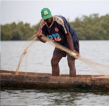 Sédhiou :  Le corps sans vie d'un pêcheur malien repêché dans le fleuve Casamance
