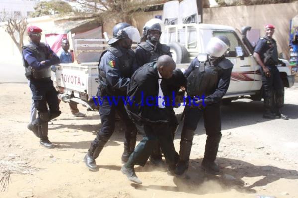 Me El Hadji Diouf suspendu du barreau de Dakar pour 6 mois